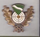 bnk ins Insigna tir - dare la semn - Germania - Rheinischer Schützenbund