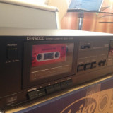Kenwood Stereo Cassette Deck KX 54 - Impecabil/Made in Japan