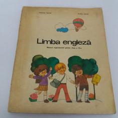 LIMBA ENGLEZĂ MANUAL EXPERIMENTAL PENTRU CLASA A II-A/1972 - Curs Limba Engleza