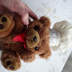 Ursulet de plus bucatar-chef-cu timer (timer-ul nu functioneaza) - 20 cm - A4