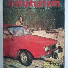 REVISTA AUTOTURISM - NUMARUL 3, ANUL 1979 { TRABANT & RENAULT 19 MAJOR }