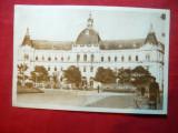 Ilustrata Orasul Stalin ( Brasov) -Palatul de Justitie  ,circulat 1958, Circulata, Printata