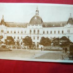 Ilustrata Orasul Stalin ( Brasov) -Palatul de Justitie, circulat 1958 - Carte Postala Transilvania dupa 1918, Circulata, Printata
