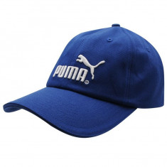 Sapca Puma logo Mens Albastra - Anglia - Reglabila - 100% Bumbac - Detalii anunt - Sapca Barbati Puma, Marime: Alta, Culoare: Din imagine