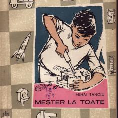 Mihai Tanciu - Mester la toate - 34912 - Carti Electronica