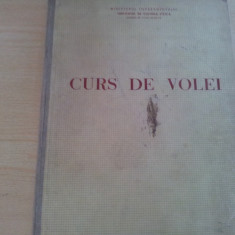 CURS DE VOLEI