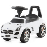 Masinuta Chipolino Mercedes Benz Sls Amg White - Masinuta electrica copii
