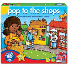 Joc Educativ La Cumparaturi Pop To The Shops orchard toys