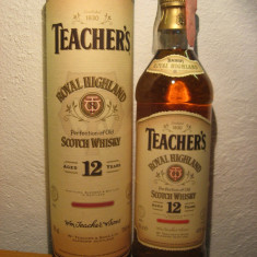Whisky TEACHERS, scoth whisky 12 years, cl.70 gr.43