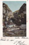 BRASOV , PIETRELE LUI SOLOMON , CIRCULATA AUG.*901, Printata