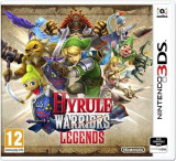 Hyrule Warriors Legends Nintendo 3Ds, Actiune, 12+
