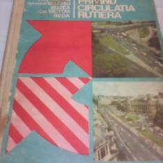 INTREBARI SI RASPUNSURI PRIVIND CIRCULATIA RUTIERA HARALAMBIE VLASCEANU 1977 - Carti auto