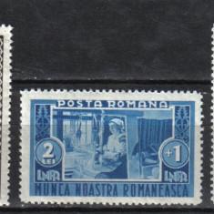 RRR      MUNCA NOASTRA ROMANEASCA  LP. 106 MNH LUX