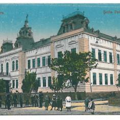 2017 - Dobrogea, SILISTRA, High School - old postcard - unused
