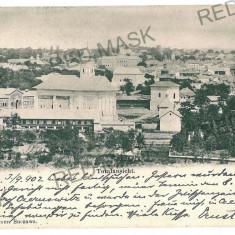1564 - L i t h o, Bukowina, SUCEAVA - old postcard - used - 1902 - Carte Postala Bucovina pana la 1904, Circulata, Printata