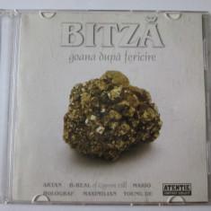 CD BITZA ALBUMUL GOANA DUPA FERICIRE 2010 - Muzica Hip Hop cat music