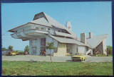 Hanul Magura,Bacau,circulata,francata,1984, Fotografie