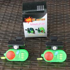 Avertizor Senzor Sonor pentru pus Direct pe Lanseta cu Leduri dupa Trasatura - Avertizor pescuit, Electronice