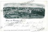 1013 - L i t h o, Bukowina, SUCEAVA - old postcard - used - 1902, Circulata, Printata
