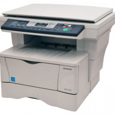 Multifunctionala KYOCERA KM-1500, 15 PPM, Retea, 600 x 600, Laser, Monocrom - Imprimanta matriciale