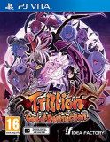 Trillion God Of Destruction Ps Vita, Role playing, 12+, Single player