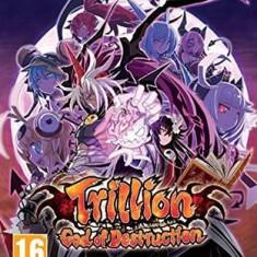 Trillion God Of Destruction Ps Vita, Role playing, 12+, Single player