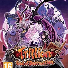 Trillion God Of Destruction Ps Vita - Jocuri PS Vita, Role playing, 12+, Single player