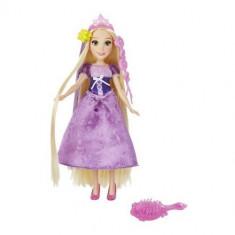Papusa Disney Rapunzel Cu Accesorii Pentru Par, 2-4 ani