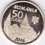 50 bani 2016 comemorativ Iancu de Hunedoara si castelul huniazilor a.UNC/UNC (1)
