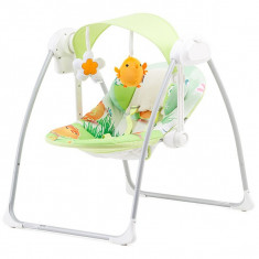 Leagan Si Balansoar Electric Chipolino Sonata Chicks - Set mobila copii