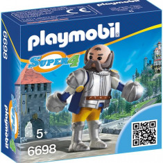 Super 4 - Gardian Regal Playmobil