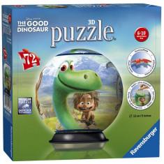 Puzzle Ravensburger 3D Bunul Dinozaur, 72 Piese