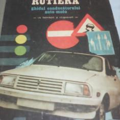 CIRCULATIA RUTIERA IULIAN CIOBOTARU 1990 - Carti auto