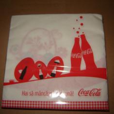 Servetele Coca Cola