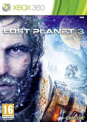 Lost Planet 3 Xbox360 foto mare