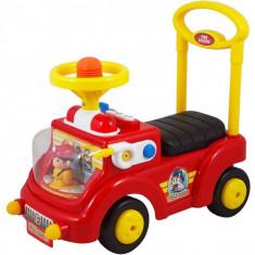 Masinuta Chipolino Fireman Red - Masinuta electrica copii