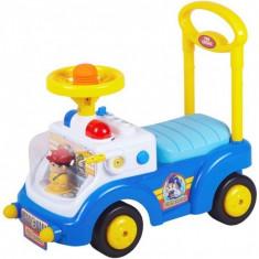 Masinuta Chipolino Fireman Blue - Masinuta electrica copii