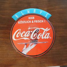 Reclama coca cola - Afis