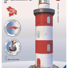 Puzzle Ravensburger 3D Far, 216 Piese