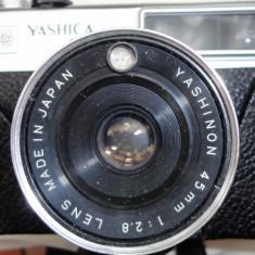 Aparat foto Yashica Mg-1 - Aparat Foto cu Film Yashica