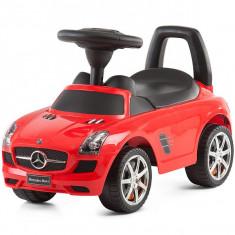 Masinuta Chipolino Mercedes Benz Sls Amg Red - Masinuta electrica copii