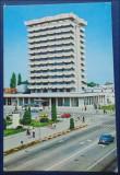 Bacau.Hotel Decebal,circulata,francata,1971