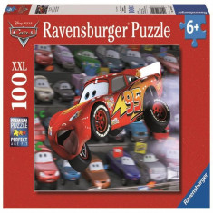 Puzzle Ravensburger Cars, 100 Piese