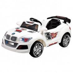 Masinuta Electrica Chipolino Bm12 White 2015 - Masinuta electrica copii
