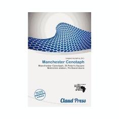 Manchester Cenotaph - Carte in engleza