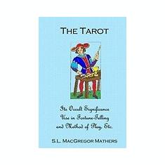 The Tarot - Carte in engleza