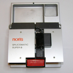 Noris Splicomatic Super 8 ghilotina film 8mm(1635) - Echipament Foto Studio