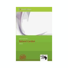 Roland Cardon - Carte in engleza