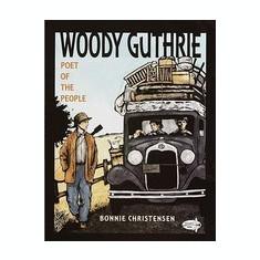 Woody Guthrie: Poet of the People - Carte in engleza