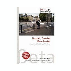 Ordsall, Greater Manchester - Carte in engleza